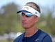 Jun 18, 2014; San Diego, CA, USA; San Diego Chargers coach Mike McCoy at minicamp at Chargers Park. Mandatory Credit: Kirby Lee-USA TODAY Sports