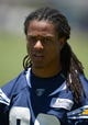 Jun 18, 2014; San Diego, CA, USA; San Diego Chargers cornerback Jason Verrett (22) at minicamp at Chargers Park. Mandatory Credit: Kirby Lee-USA TODAY Sports