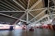 Jul 17, 2014; Santa Clara, CA, USA; A general view of the concourse level during a tour before the ribbon cutting ceremony at Levi's Stadium. Mandatory Credit: Kelley L Cox-USA TODAY Sports