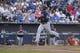 Jul 26, 2014; Kansas City, MO, USA; Cleveland Indians third baseman Mike Aviles (4) scores against the Kansas City Royals in the second inning at Kauffman Stadium. Mandatory Credit: John Rieger-USA TODAY Sports