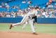 Aug 7, 2014; Toronto, Ontario, CAN; Baltimore Orioles starting pitcher Miguel Gonzalez (50) throws a pitch in a game against the Toronto Blue Jays at Rogers Centre. The Baltimore Orioles won 2-1. Mandatory Credit: Nick Turchiaro-USA TODAY Sports
